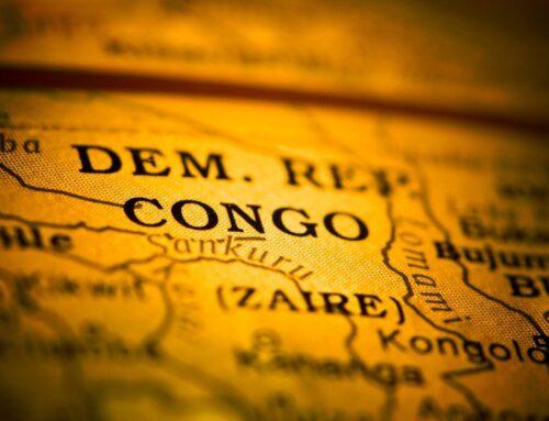 Oro in Congo o Congo d'oro: fino al 90% del terreno in oro!